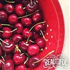 Cherries make the best photos. #food #yum #cherries #madewithstudio