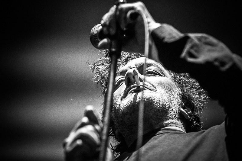 Evry Daily Photo - Fete de la Musique Evry 2014 - Rachid Taha 04