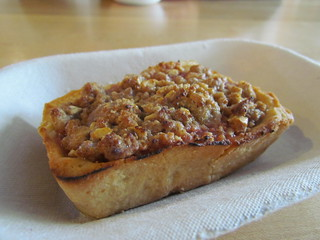 Apple Plum Tart at Plum Market