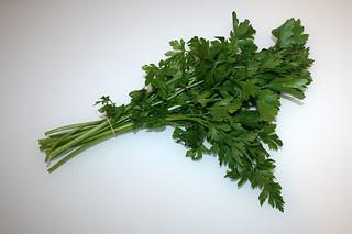 04 - Zutat Petersilie / Ingredient parsley