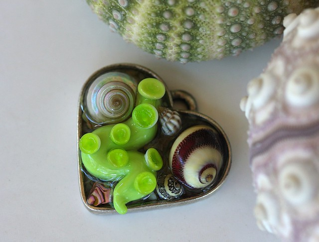 Tide Pool Pendant (4) $37.00
