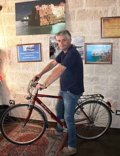 Il consigliere Franco Mancini consegnerà il Piano del Traffico la settimana prossima