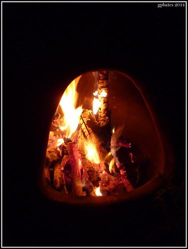 Chimenea Flames