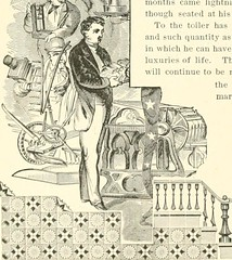 """Image from page 95 of """"Hill's album of biography and art : containing portraits and pen-sketches of many persons who have been and are prominent as religionists, military heroes, inventors, financiers, scientists, explorers, writers, physicians, actors, l"""
