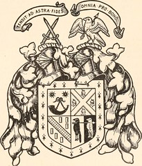 """Image from page 318 of """"Armorial families : a directory of gentlemen of coat-armour"""" (1905)"""