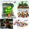 BricksBen - LEGO Hari Raya Malaysia Ketupat XL Diorama - Winner of Legofan of Malaysia Snap and Win Contest 2014