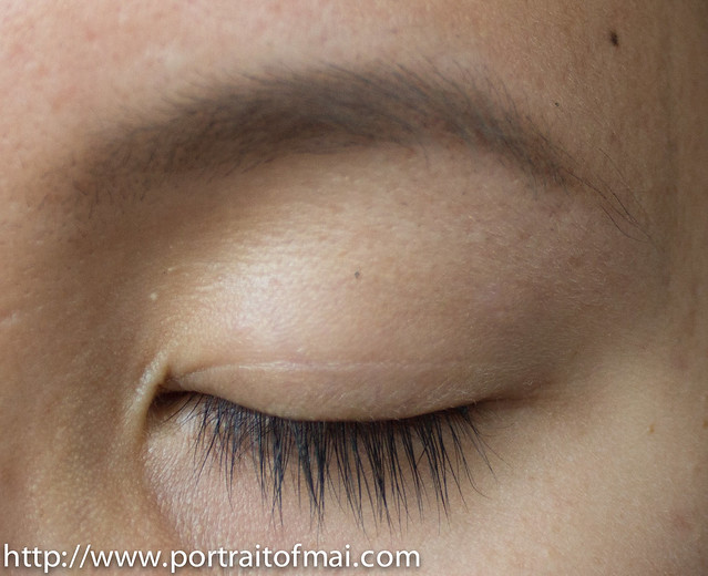 nyx eyebrow gel review (2 of 4)