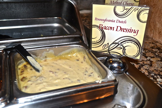 Bacon Dressing - Hershey Farm Restaurant Lancaster County PA