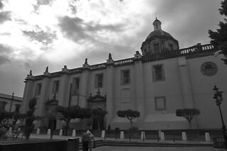 Guadalajara - Templo Santa Maria de Gracia