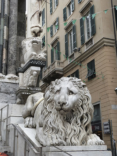 lion san lorenzo