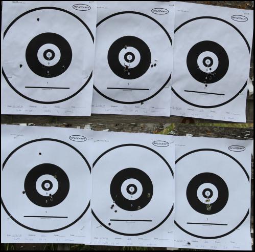 Test 4 Targets
