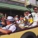 Richard Westbrook, Tommy Milner and Oliver Gavin Drivers of Corvette Racing's Chevrolet Corvette C7R ©Dave Hamster