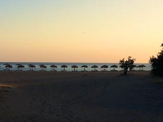 Image de Pachia Ammos Plage d'une longueur de 919 mètres. summer hot history beach beautiful palms landscapes amazing holidays greece views crete kriti palaiochora παλαιόχωρα παλιόχωρα iphone5sbackcamera412mmf22