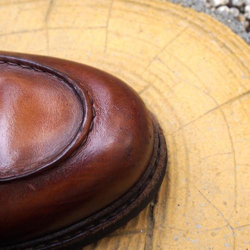 ある営業マンの靴Paraboots CHAMBORD