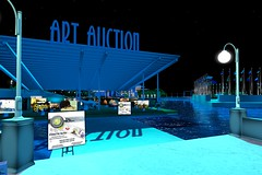 .. 2014 RFL of SL Event Weekend Art Silent Auction ..