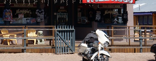 Madrid, New Mexico - Wild Hogs Filming Location