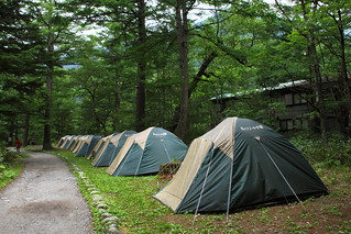 小梨平露營場