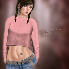 DRIFT Oakley Crop Shirt