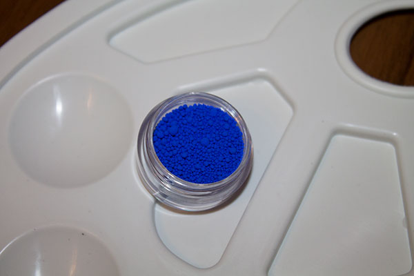 Coastal Scents - Ultramarines - Blue Oxide