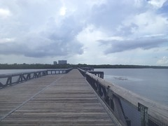 Lagoon Boardwalk