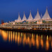 Vancouver Waterfront I by Rebecca Ang