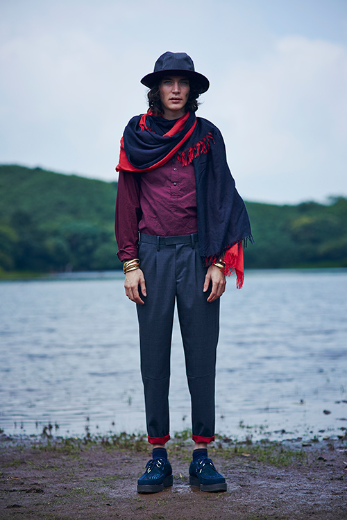 Jaco Van Den Hoven0812_SS15 JohnUNDERCOVER(Fashion Press)