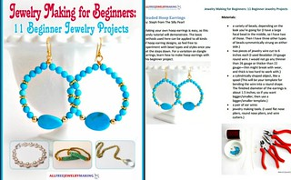 All Free Jewelry - Jewelry Making For Beginners E-Book