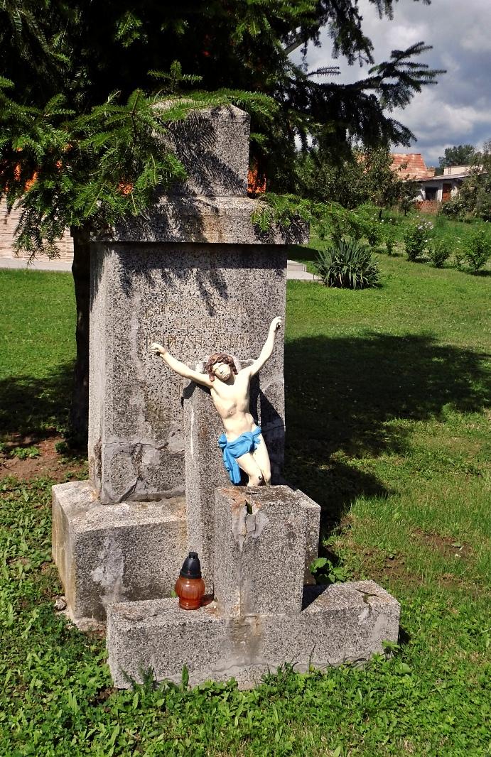 Kríž pri ceste do Ďurkoviec