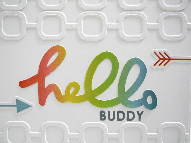 Hello, Buddy (detail)