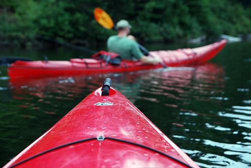 Duluth Kayaking Minnesota