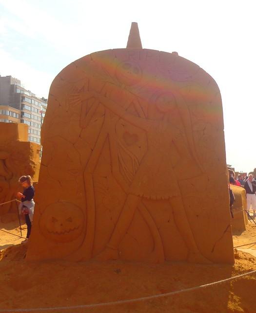 Sculpures sur sable Disney - News Touquet p.1 ! 14770189540_8193d1ee19_z