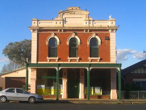 architecture australia newsouthwales bathurst keppelstreet ewebbco