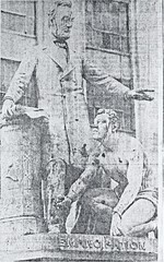 """Image from page 88 of """"Statues of Abraham Lincoln"""" (1915)"""