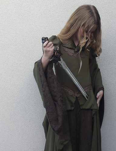 Clare as Eowyn book week 2014