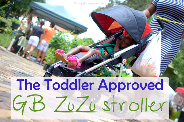 That Time Mama Fell In Love With A Stroller #sponsored