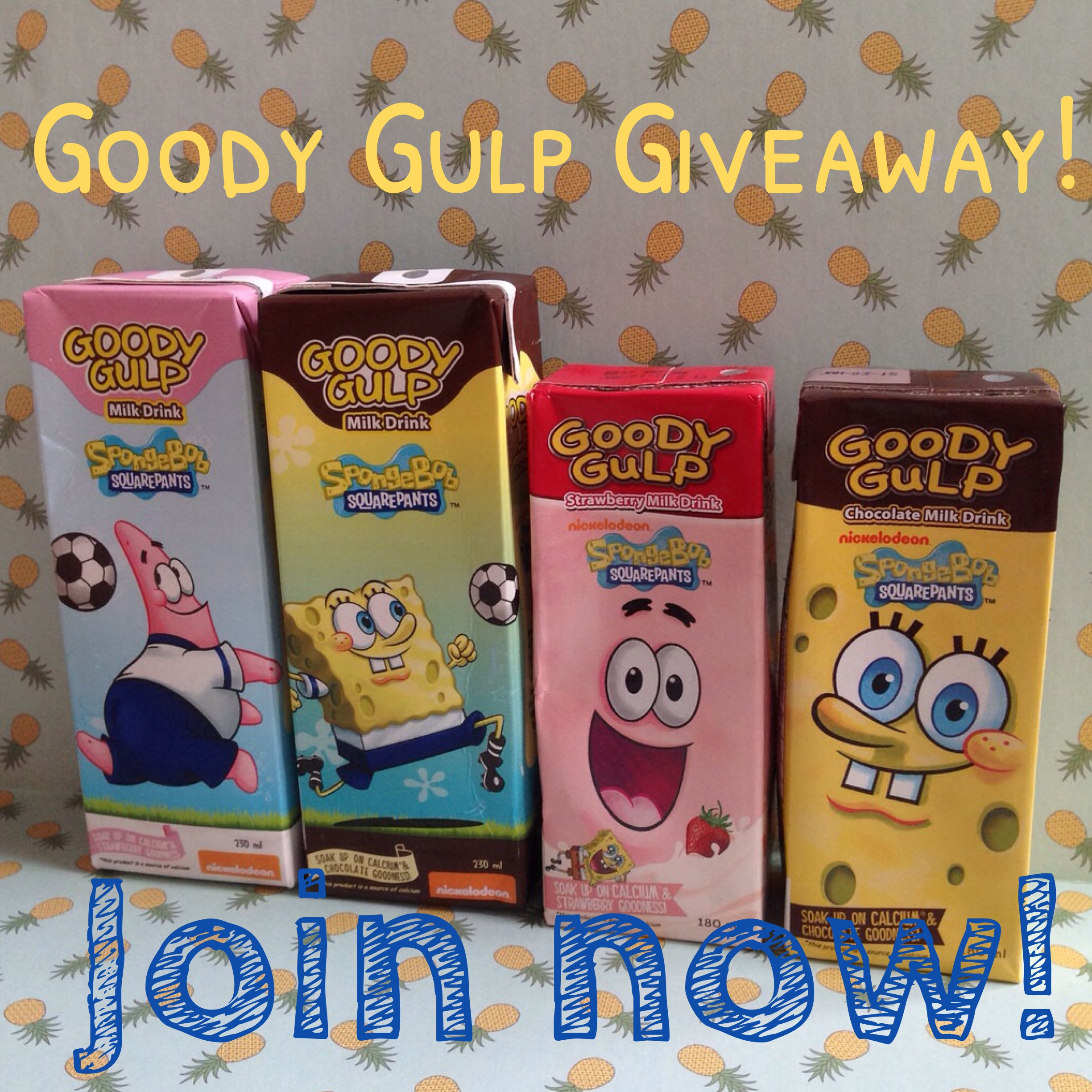 Goody Gulp Giveaway