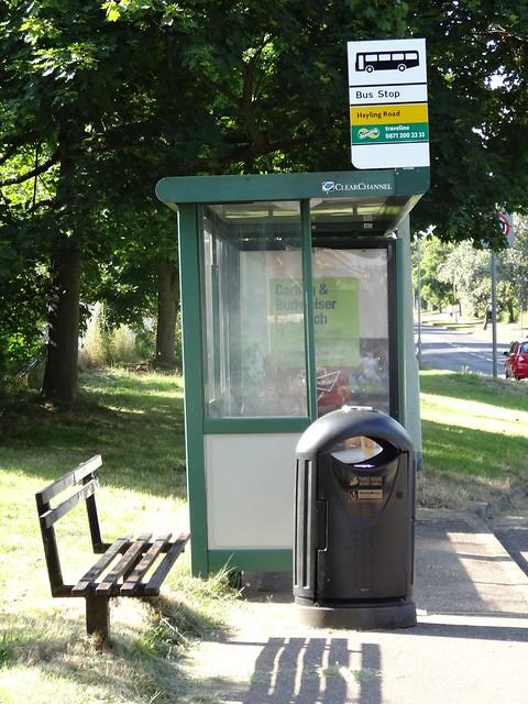 128 - Not a TFL bus stop