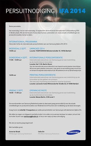Презентация Galaxy Note 4