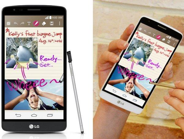 Смартфон G3 Stylus
