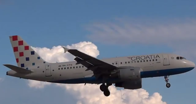 Croatia Airlines Advent 2016