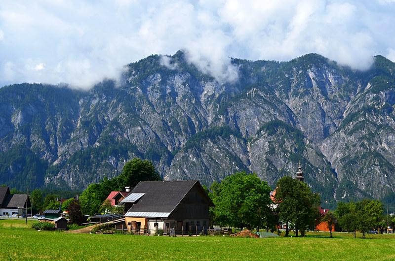 St Agatha, Goisern, Austria