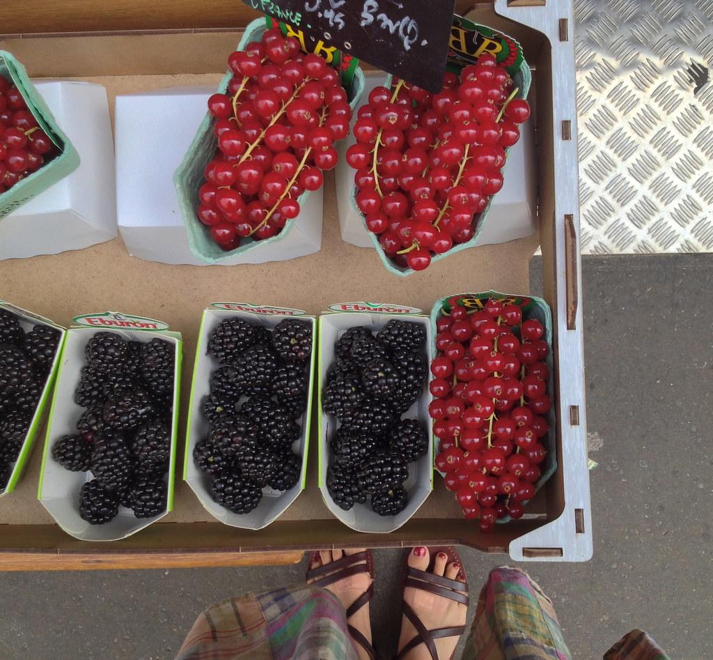 Valentina Duracinsky fruit