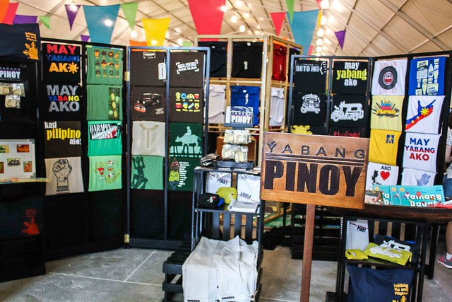 Yabang Pinoy's 10th Global Pinoy Bazaar | Photodiary