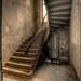 éclairage des escaliers