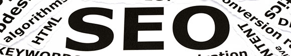 SEO-lettering