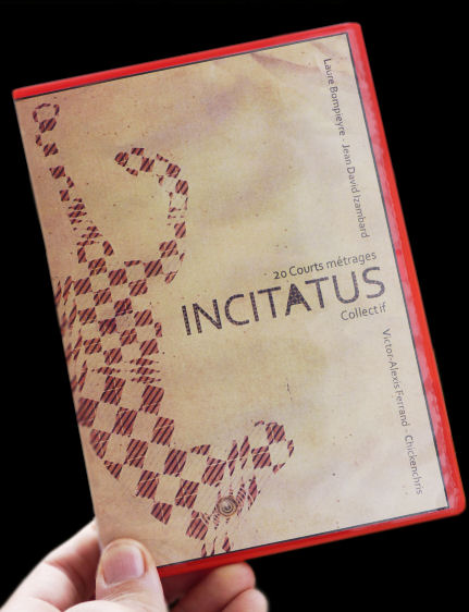 Cover Incitatus DVD