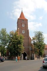 Krakow, Kościół Świętego Krzyża