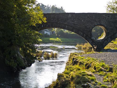 water river landscape photography carmarthenshire documentary sunny olympus falls e500 afon cenarth teifi