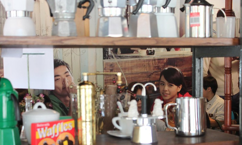 等一個人咖啡。台北文山。travel-17度C旅遊 (4)