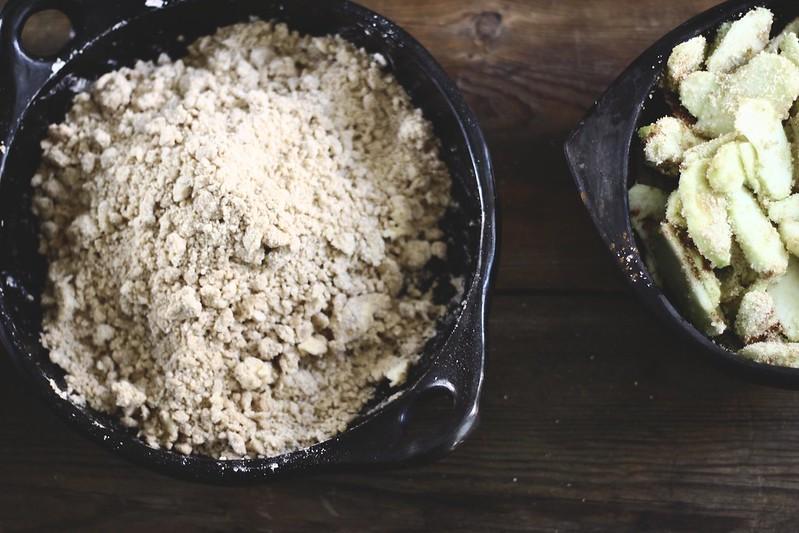 crumble and apples marcerrating
